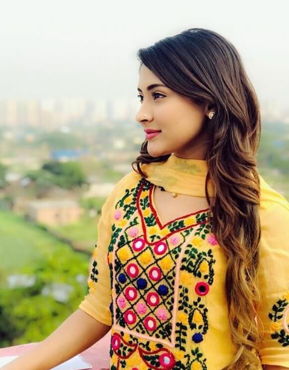 Mehazabien Chowdhury New Photo