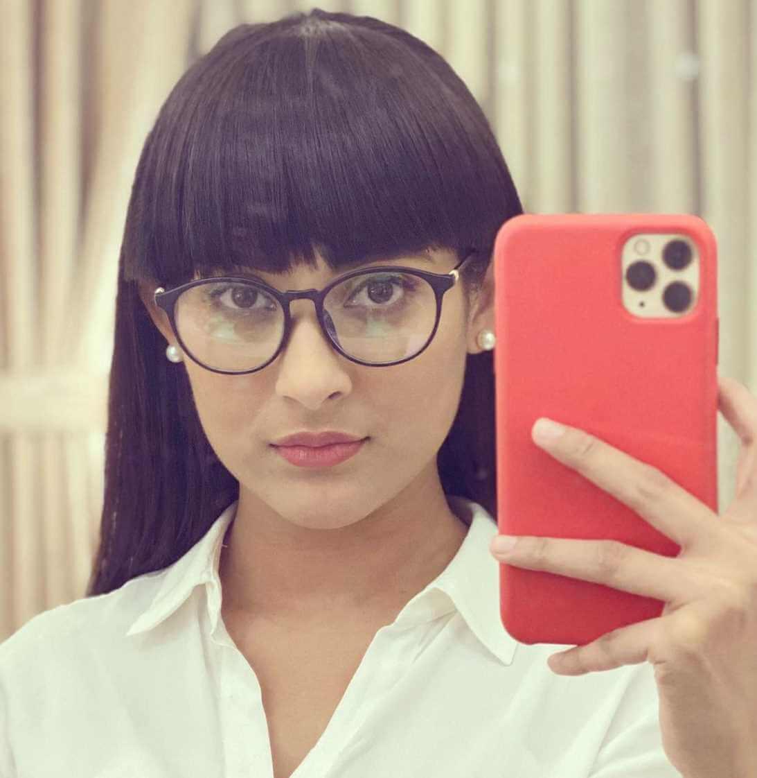 Mehazabien Chowdhury New Selfie Photo 2021