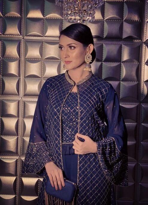 Mehazabien Chowdhury Salwar Kameez Style Photoshot