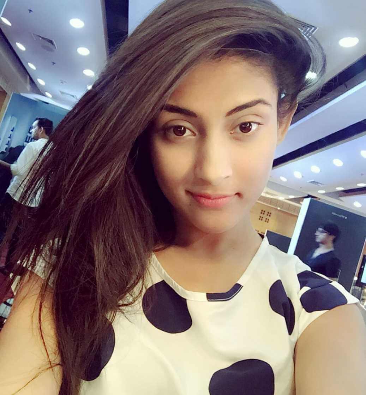 Mehazabien Chowdhury Selfie pic