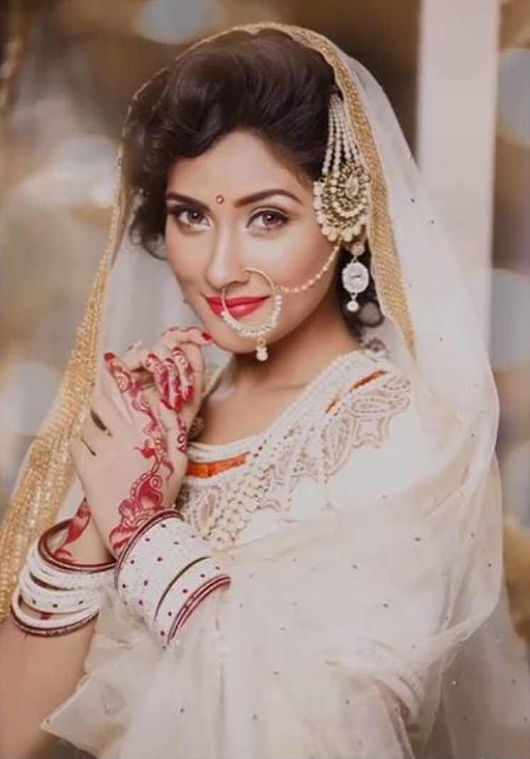Mehazabien Chowdhury Wedding HD Image