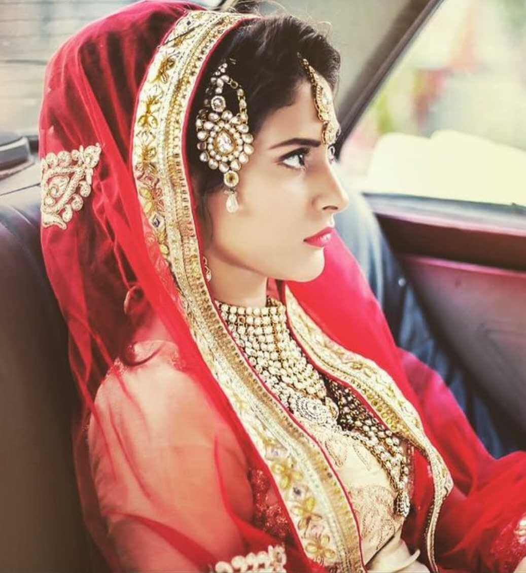 Mehazabien Chowdhury Wedding HD Wallpaper