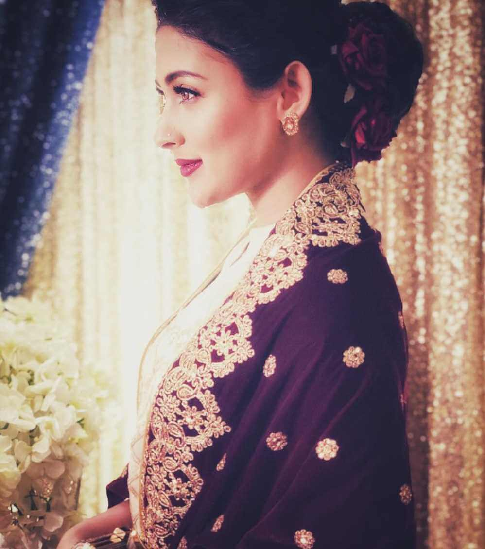 Mehazabien Chowdhury Wedding Photo 3