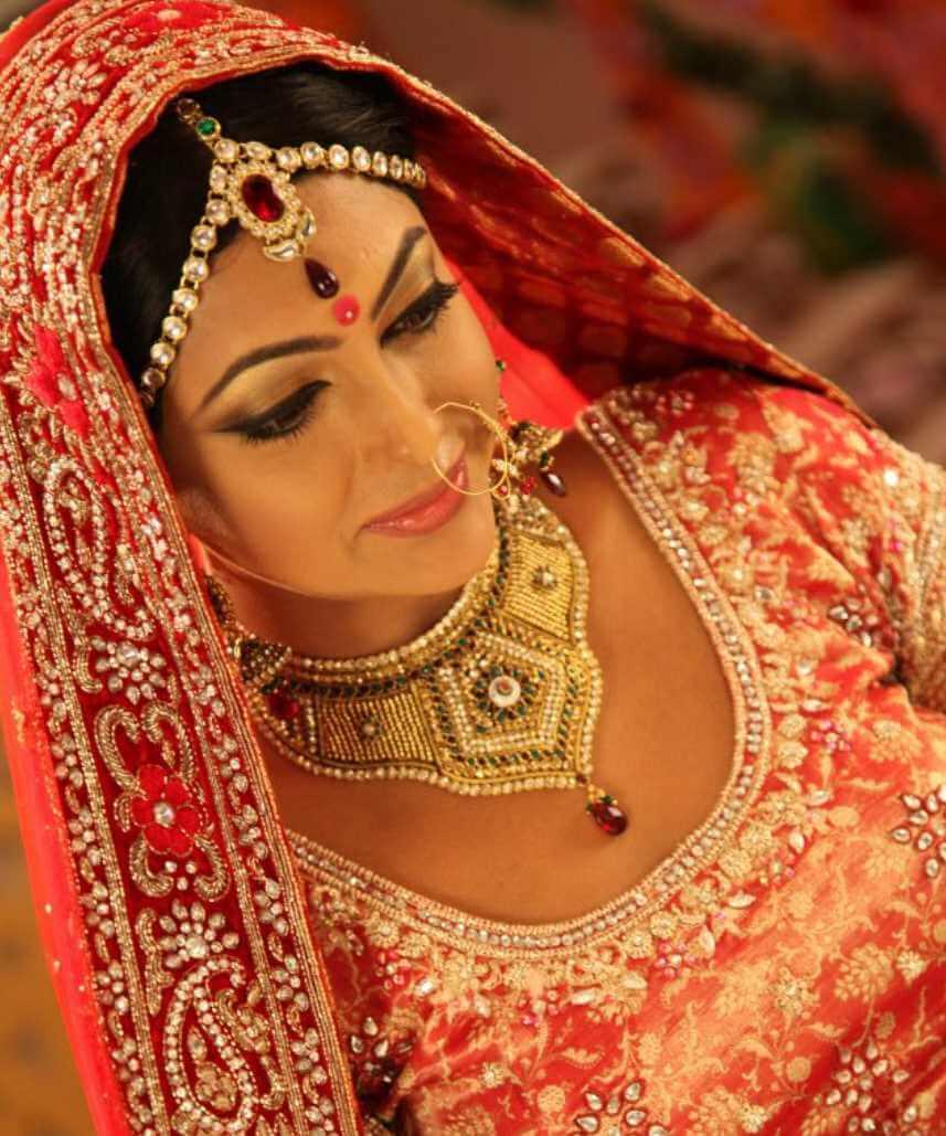 Nipun Akter Hot Wedding Photo