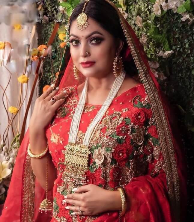 Nipun Akter Wedding New Pic