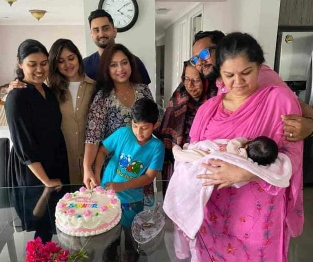 Shabnur Birthday Pic