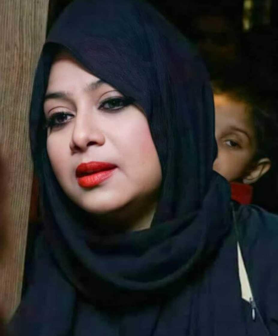 Shabnur Hijab Photo