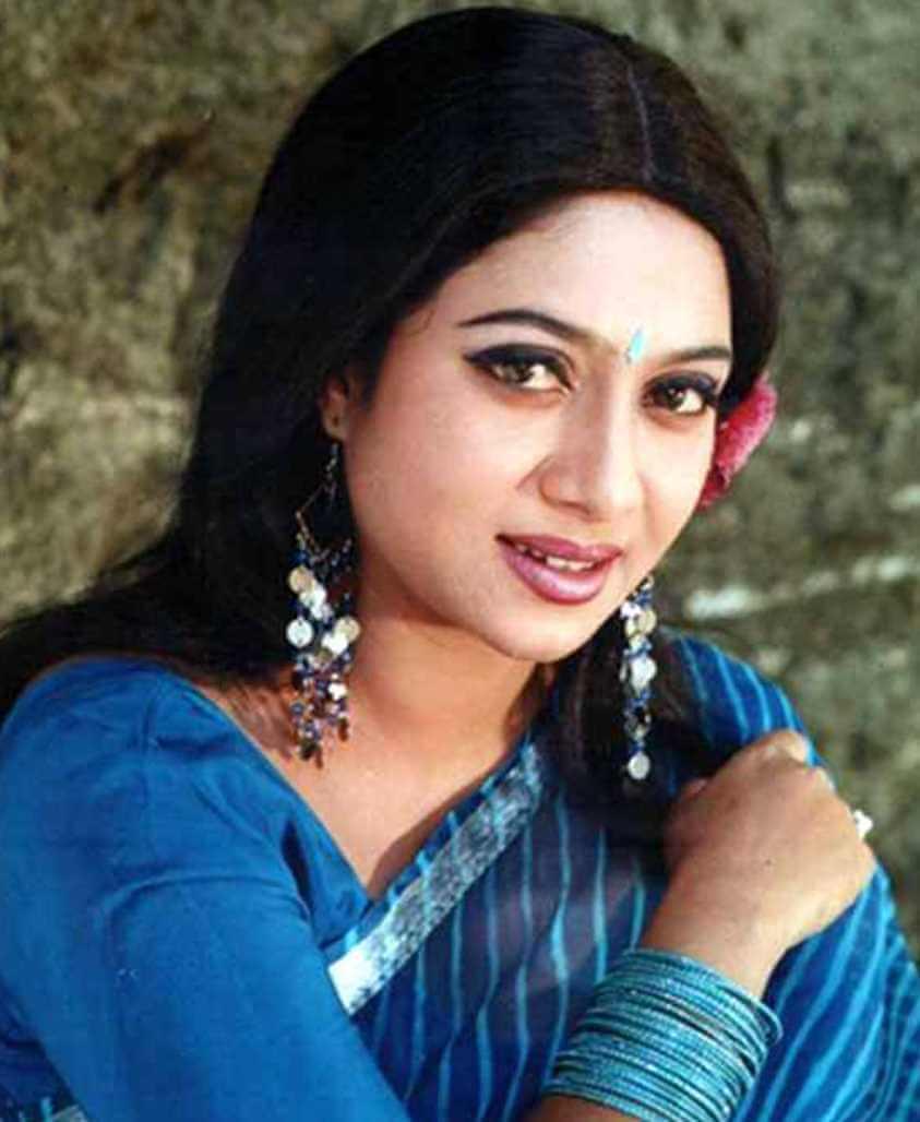 Shabnur Old Saree Image