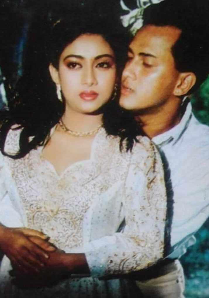 Shabnur & Salman Shah Image