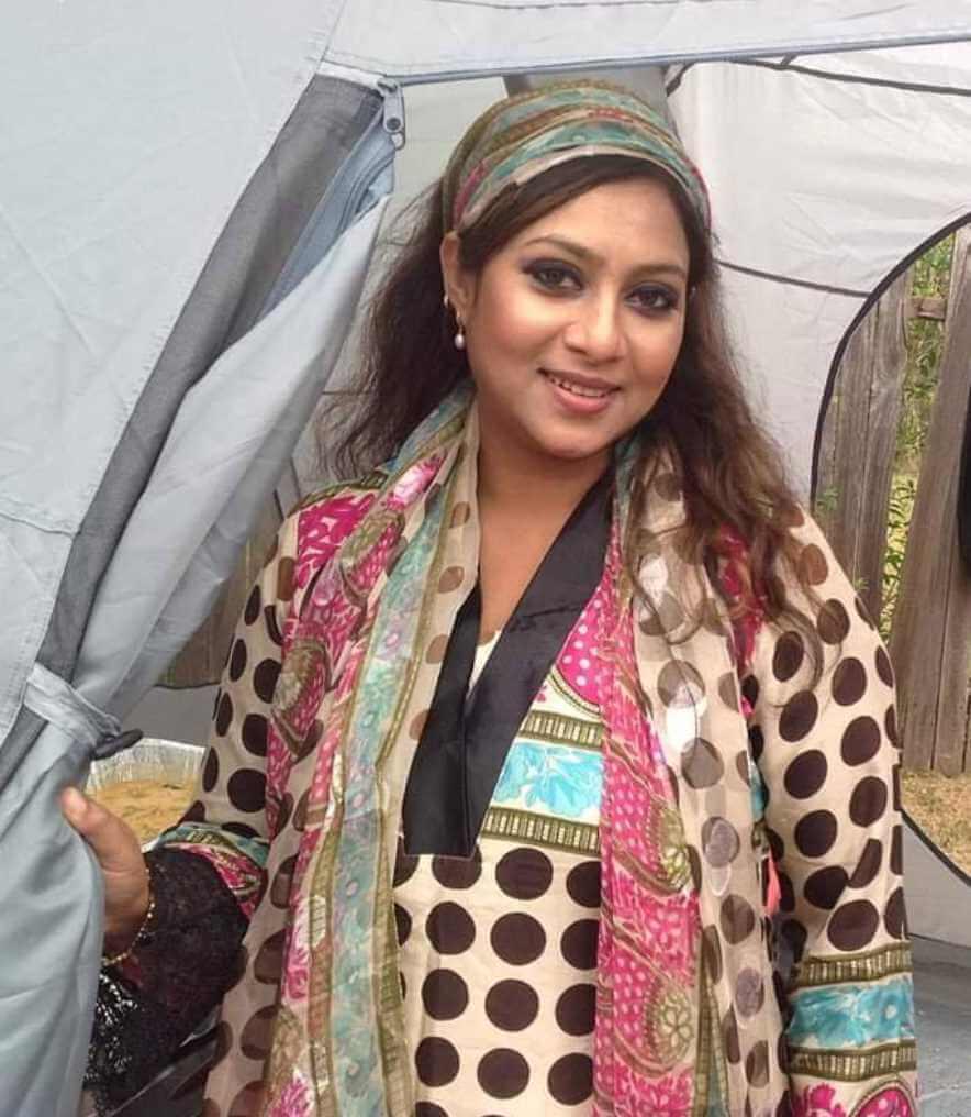 Shabnur Salwar Kameez Style Photo
