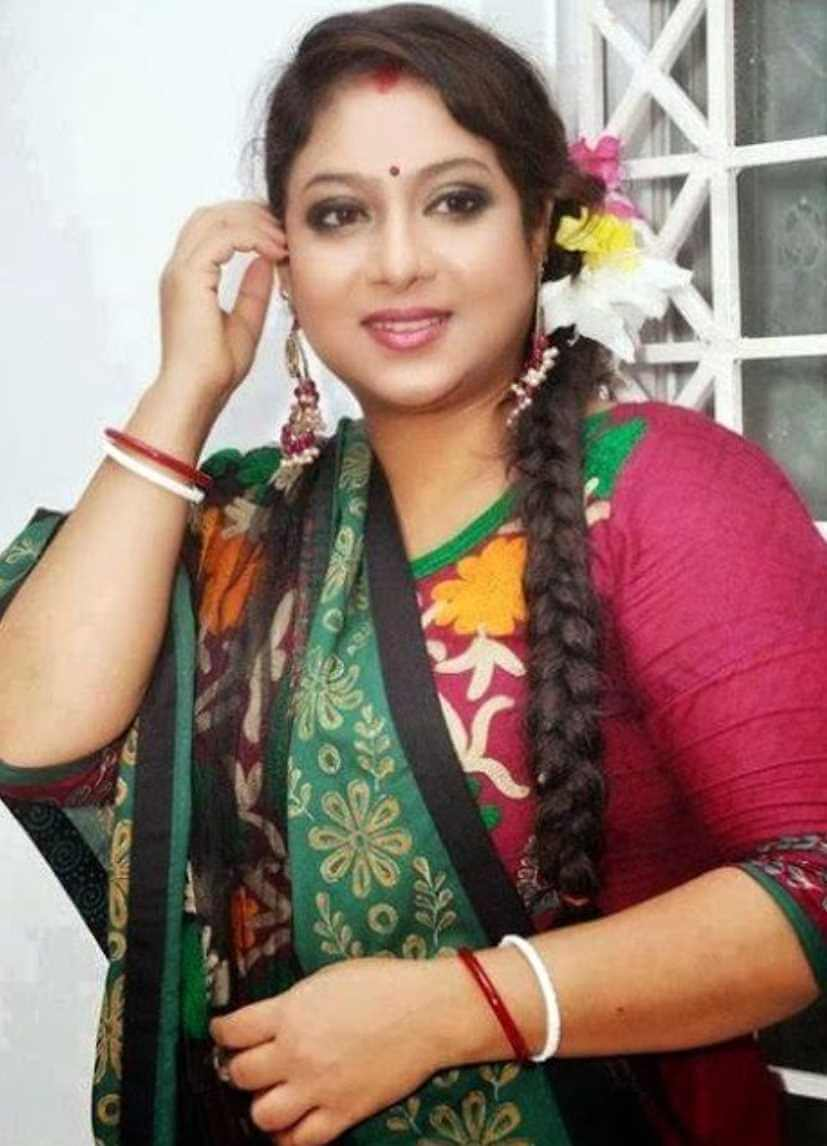 Shabnur Saree Image Old