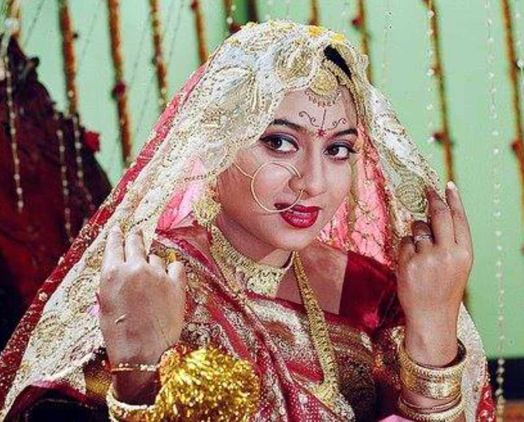Shabnur Wedding Image1