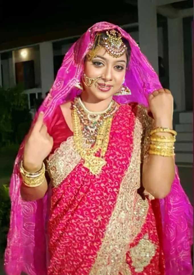 Shabnur Wedding Picture