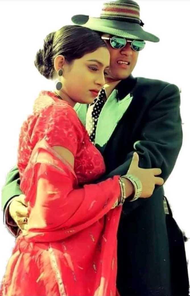 Shabnur and Salman Shah Pic