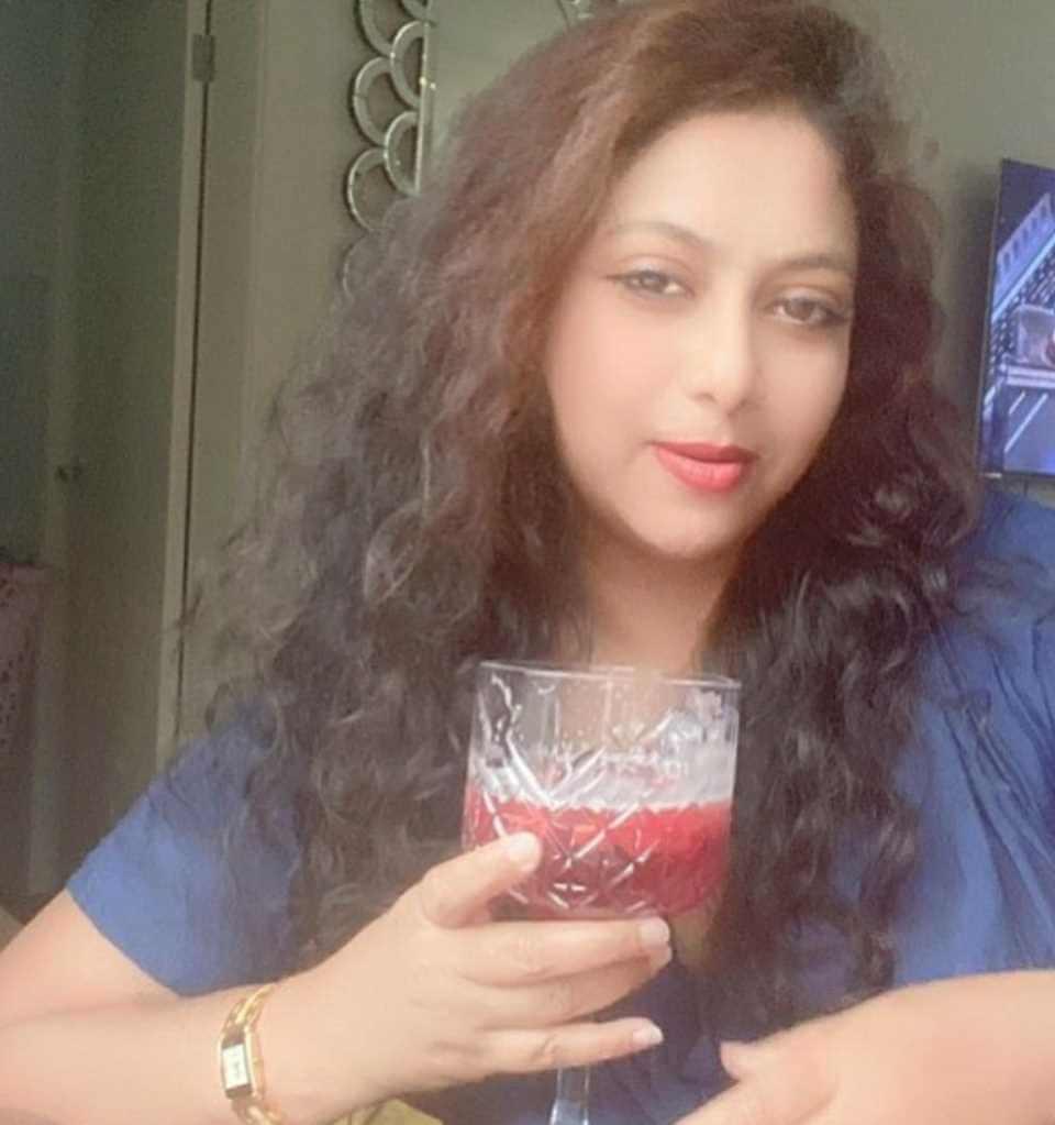 Shabnur at drinks Photo