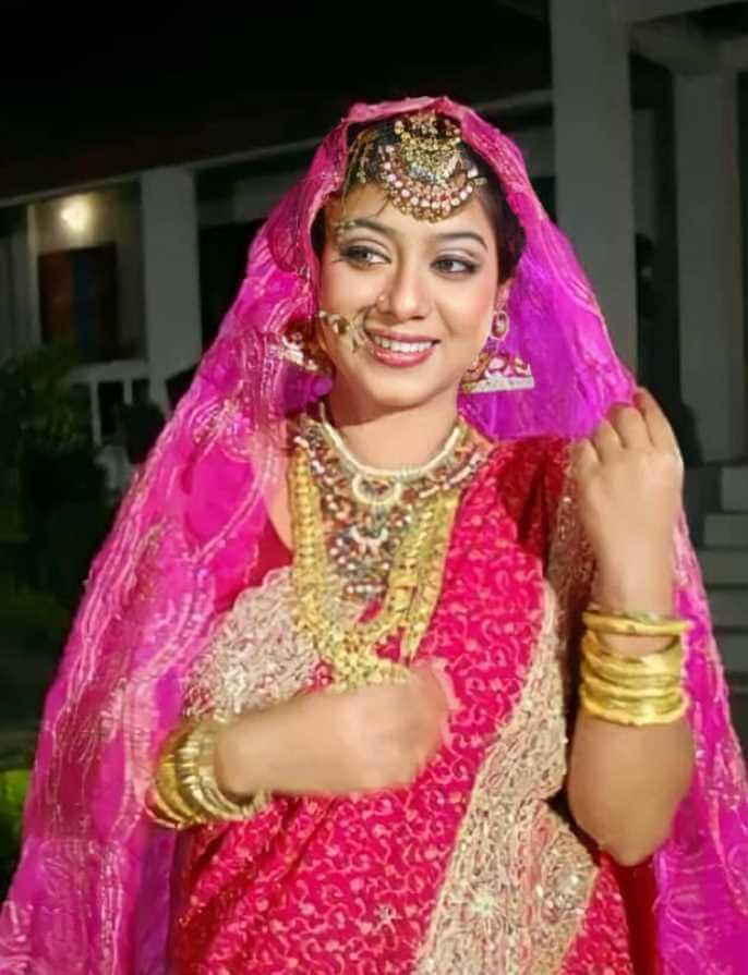 Shabnur wedding Pic