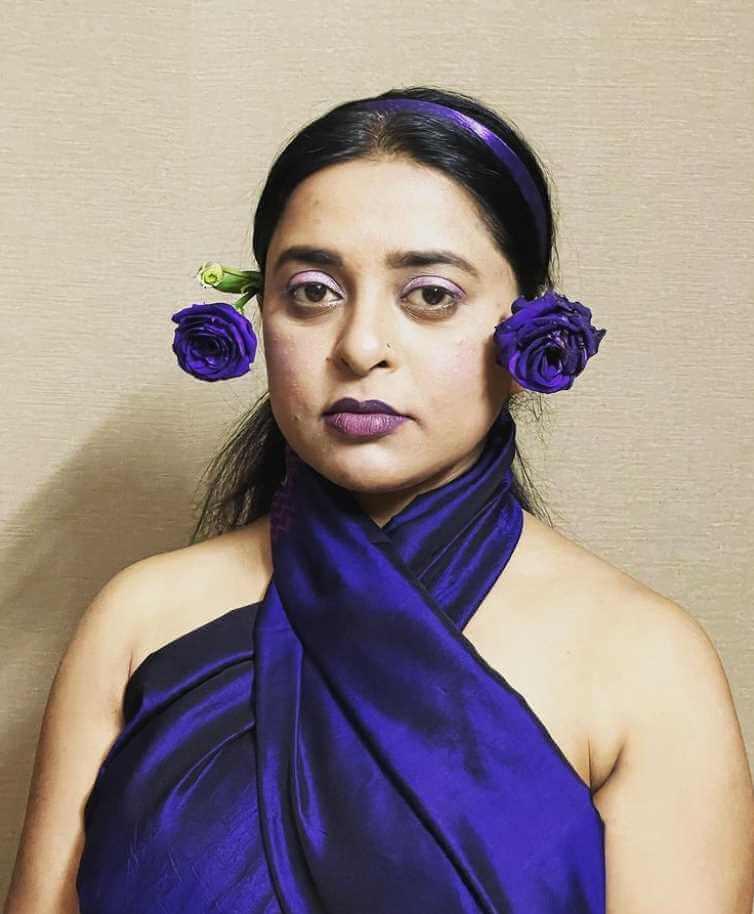 Jyotika Jyoti Blue Dress Image