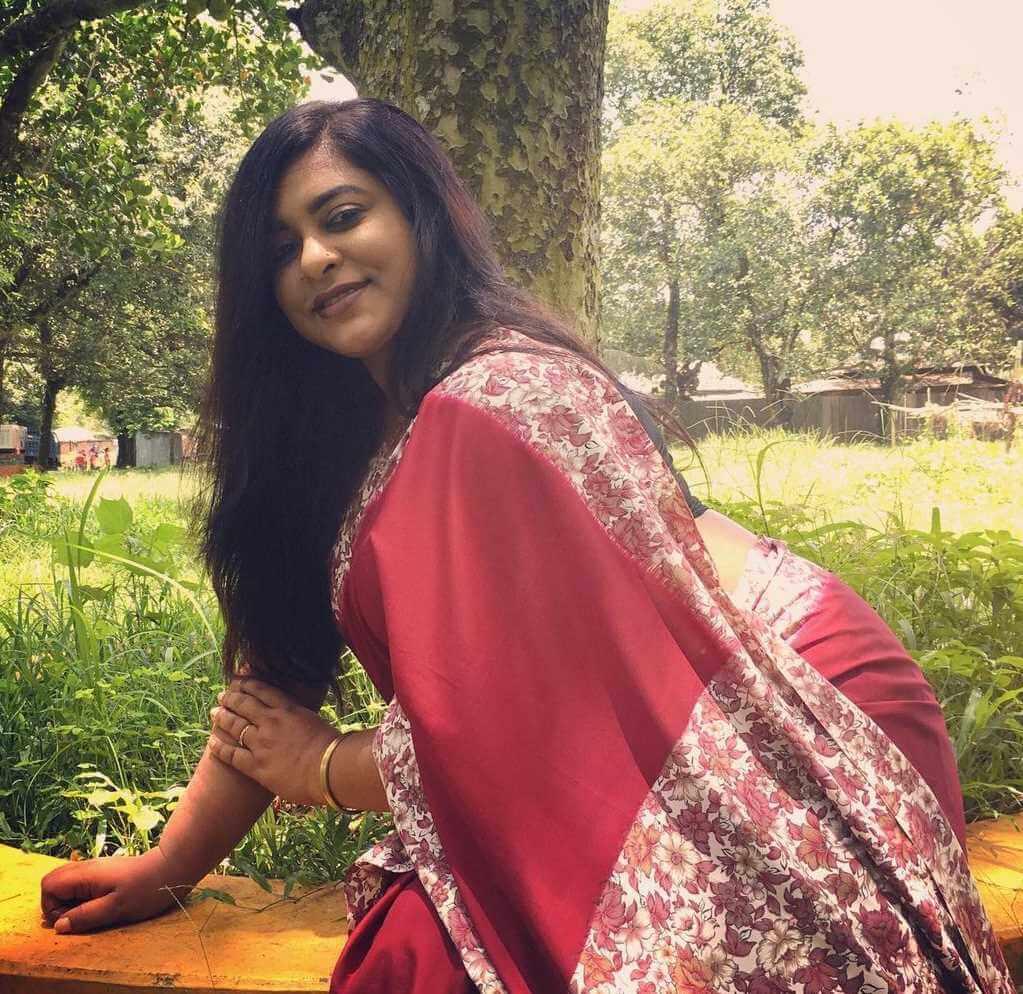 Jyotika Jyoti HD Saree Pic