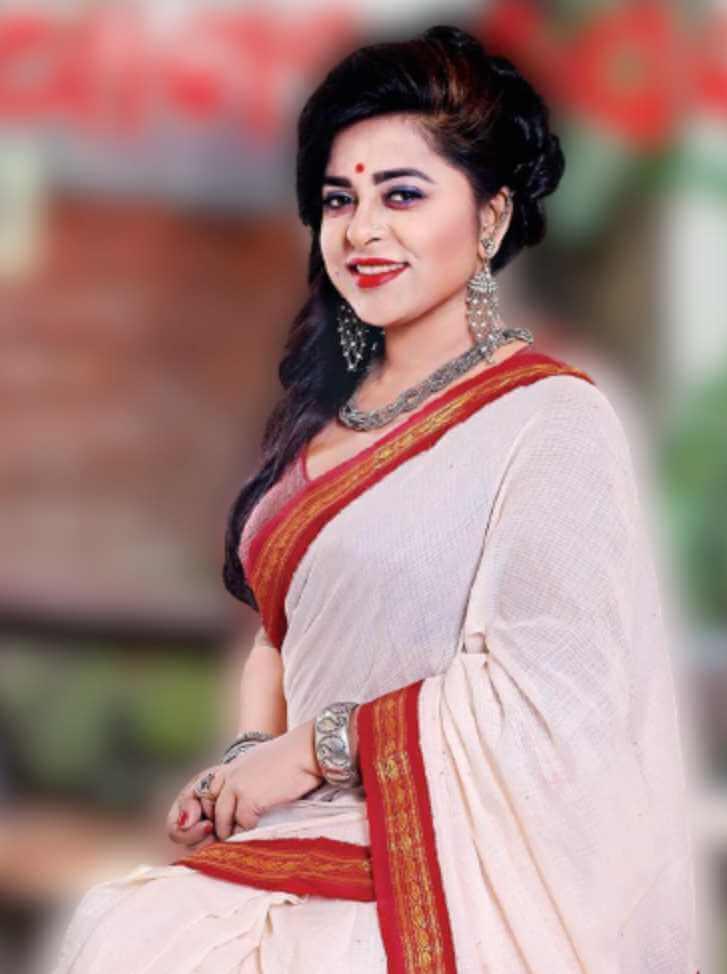 Jyotika Jyoti HD Saree Picture