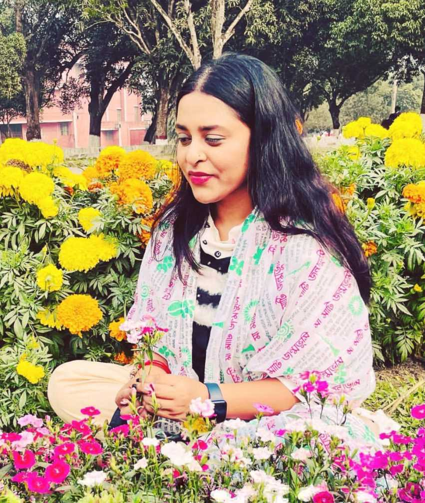 Jyotika Jyoti New Photo
