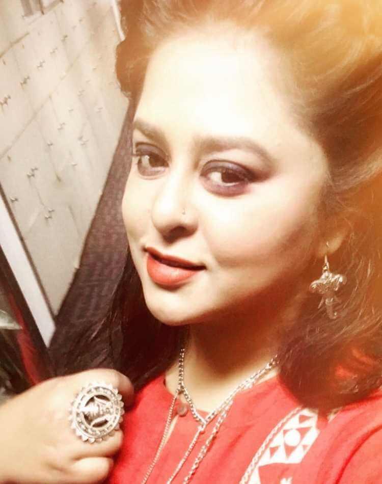 Jyotika Jyoti Old Selfie Image