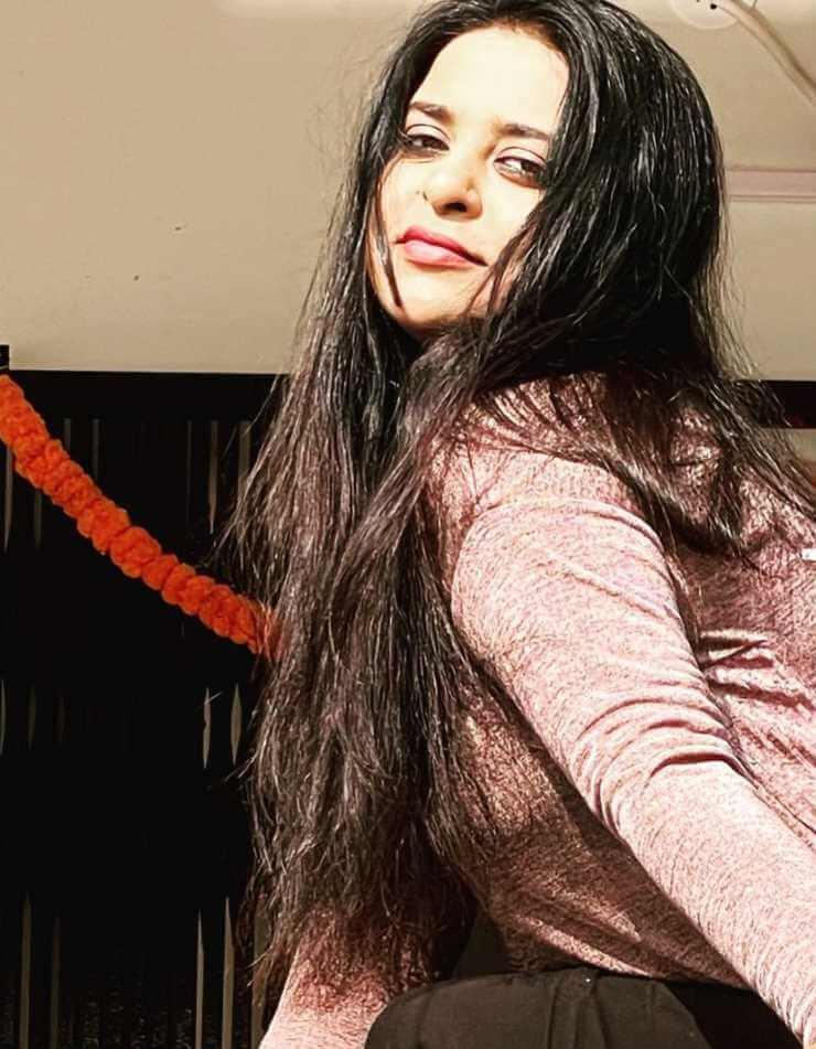 Jyotika Jyoti Old Selfie