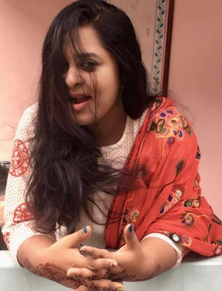 Jyotika Jyoti Salwar Kamiz Style Photo