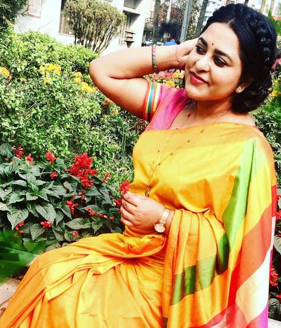 Jyotika Jyoti Saree Photo 2