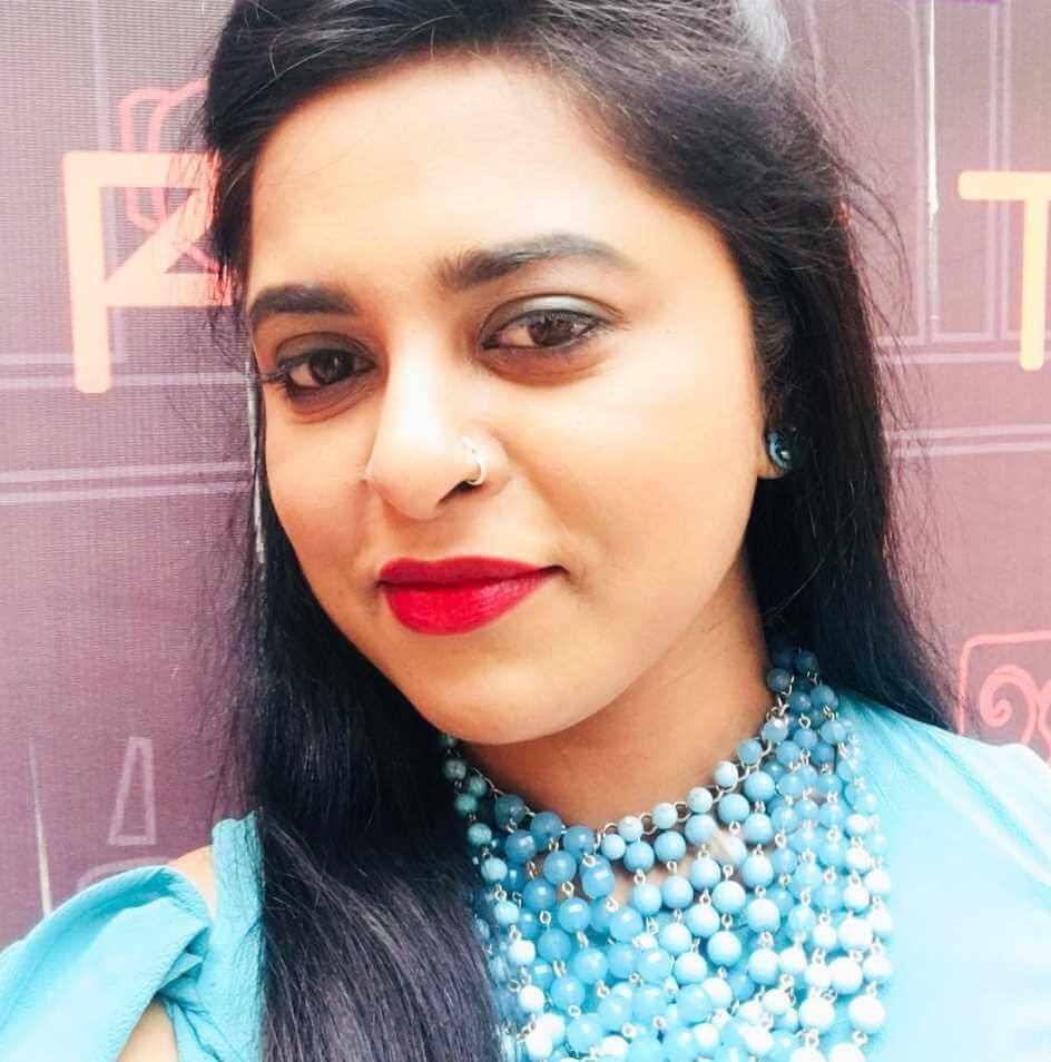 Jyotika Jyoti Selfie Photo