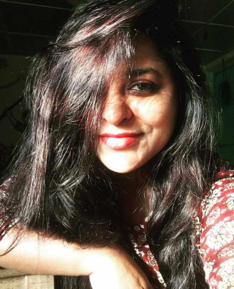 Jyotika Jyoti Selfie Pic