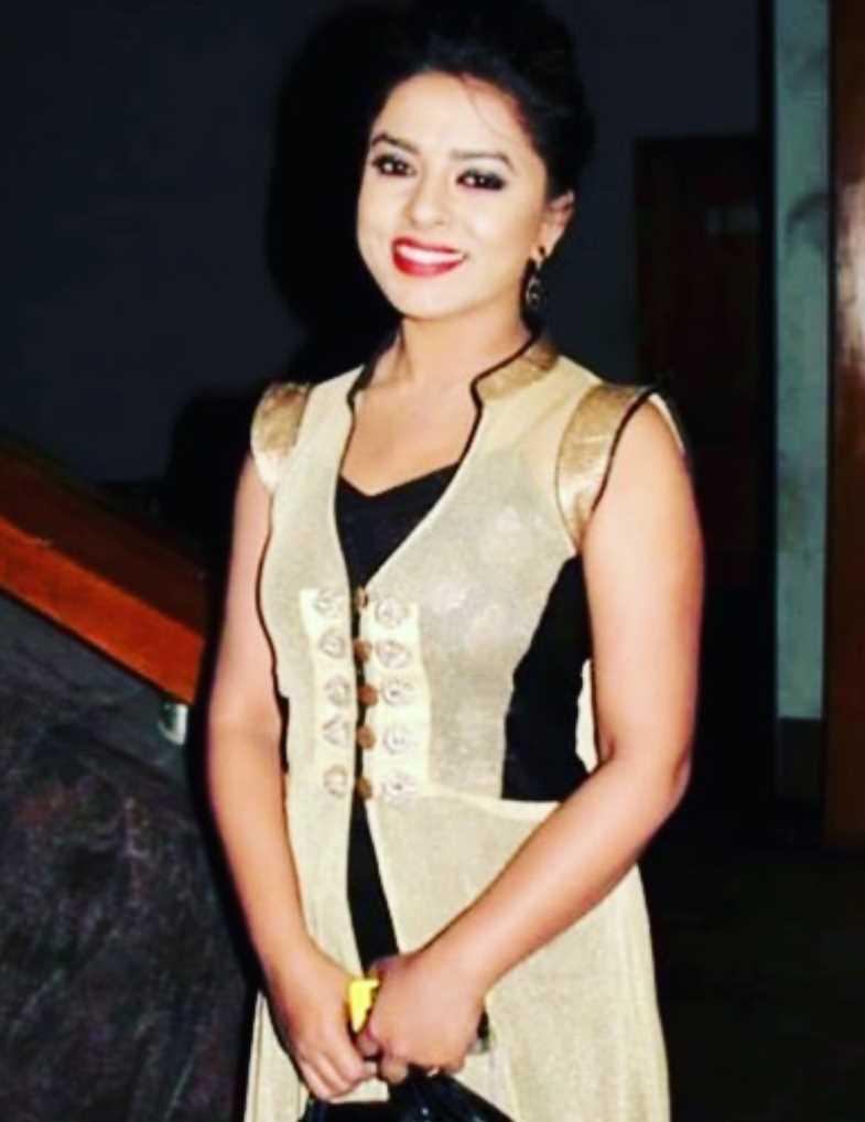 Jyotika Jyoti old Photo