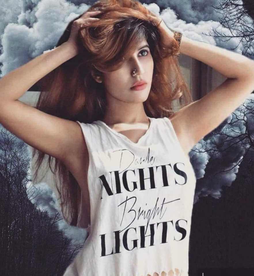 Naila Nayem Modeling Image