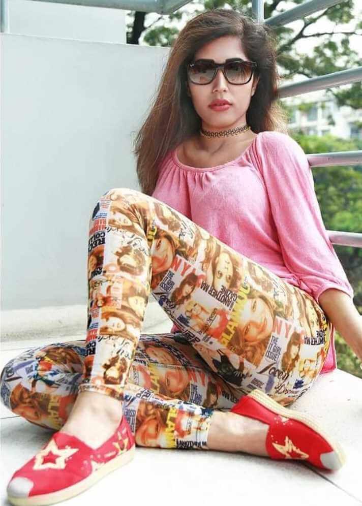 Naila Nayem New Styles Pic
