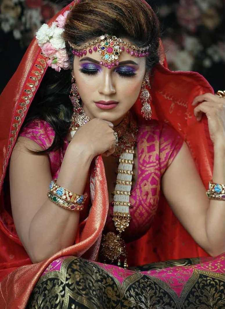 Naila Nayem Wedding Photo