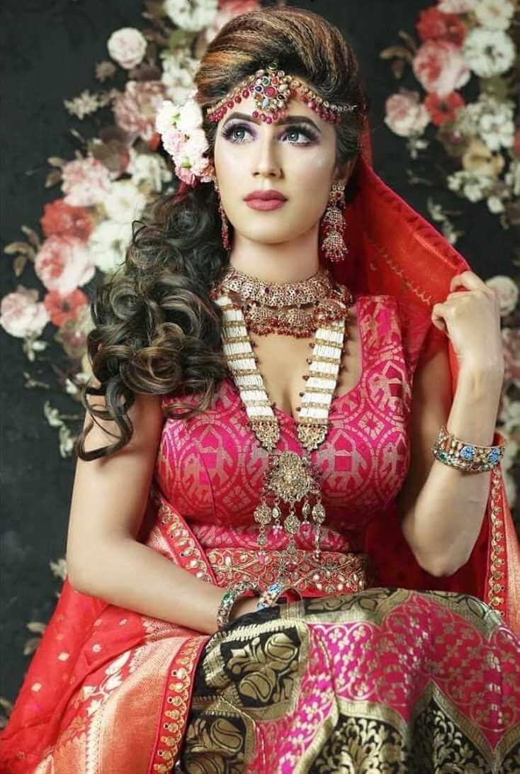 Naila Nayem Wedding Picture