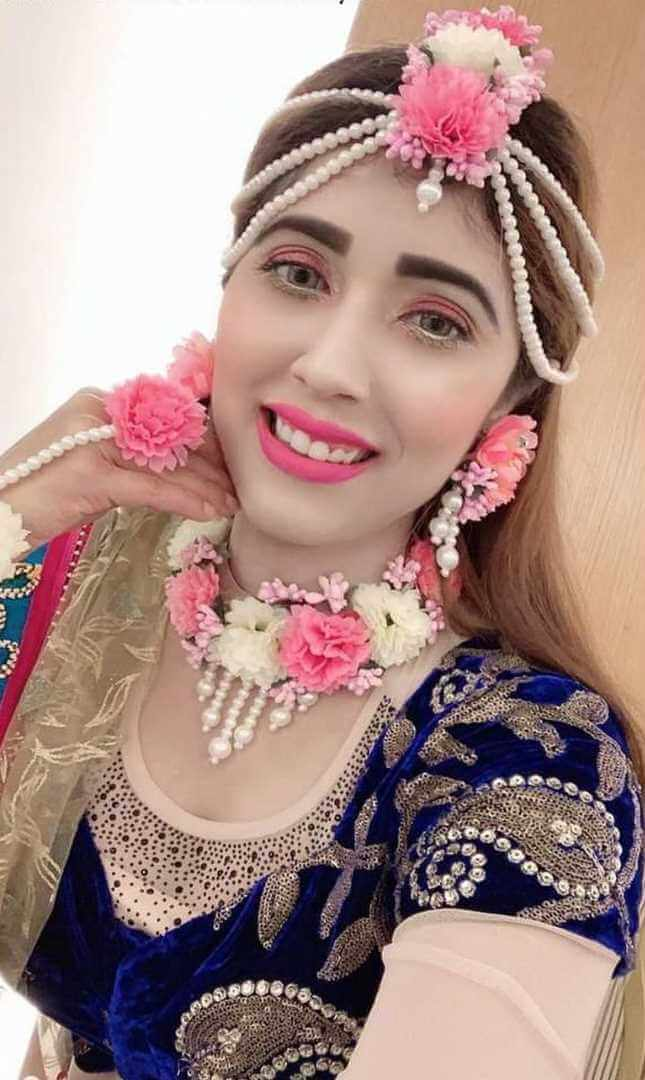Naila Nayem Wedding Selfie