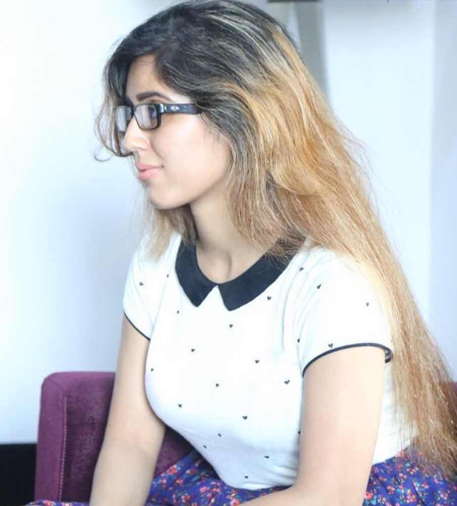 Naila Nayem White Dress Photo