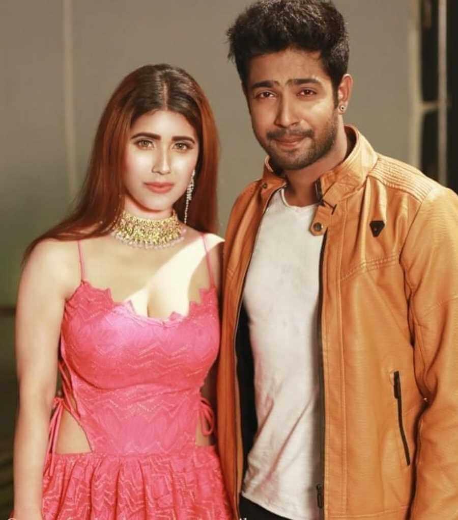 Naila Nayem with co-artist