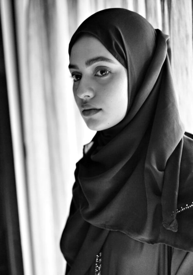 Nusrat Faria Hijab pic