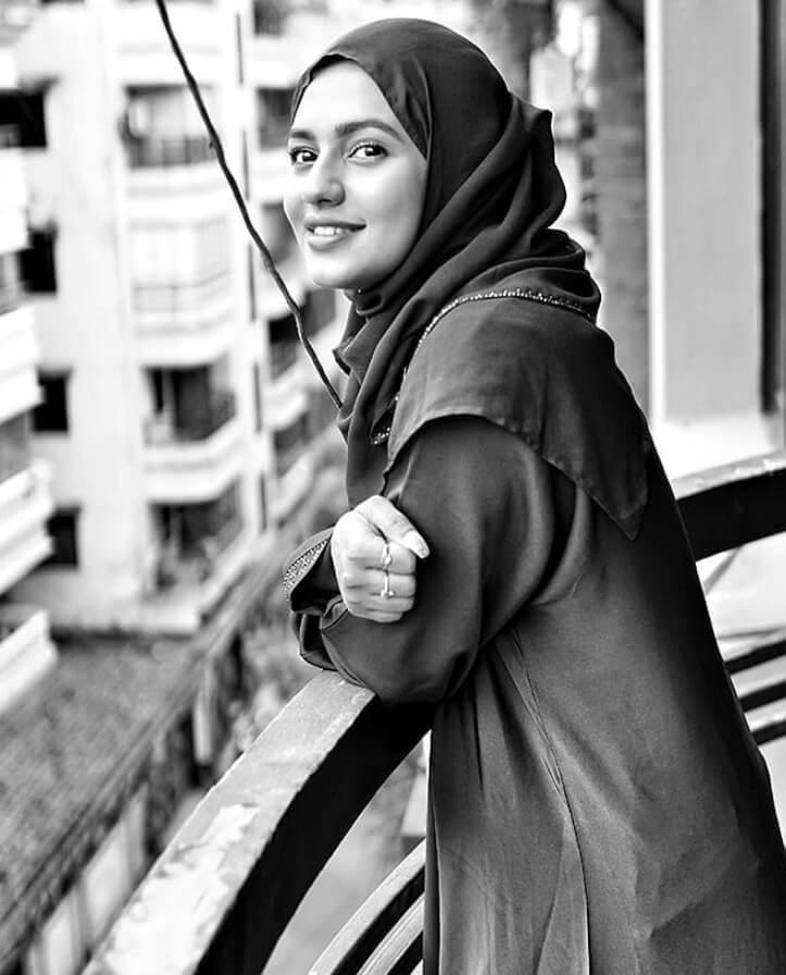 Nusrat Faria Hijab picture