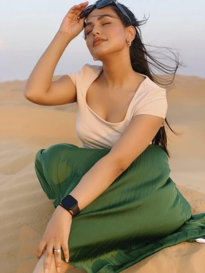 Nusrat Faria Mazhar hot pic