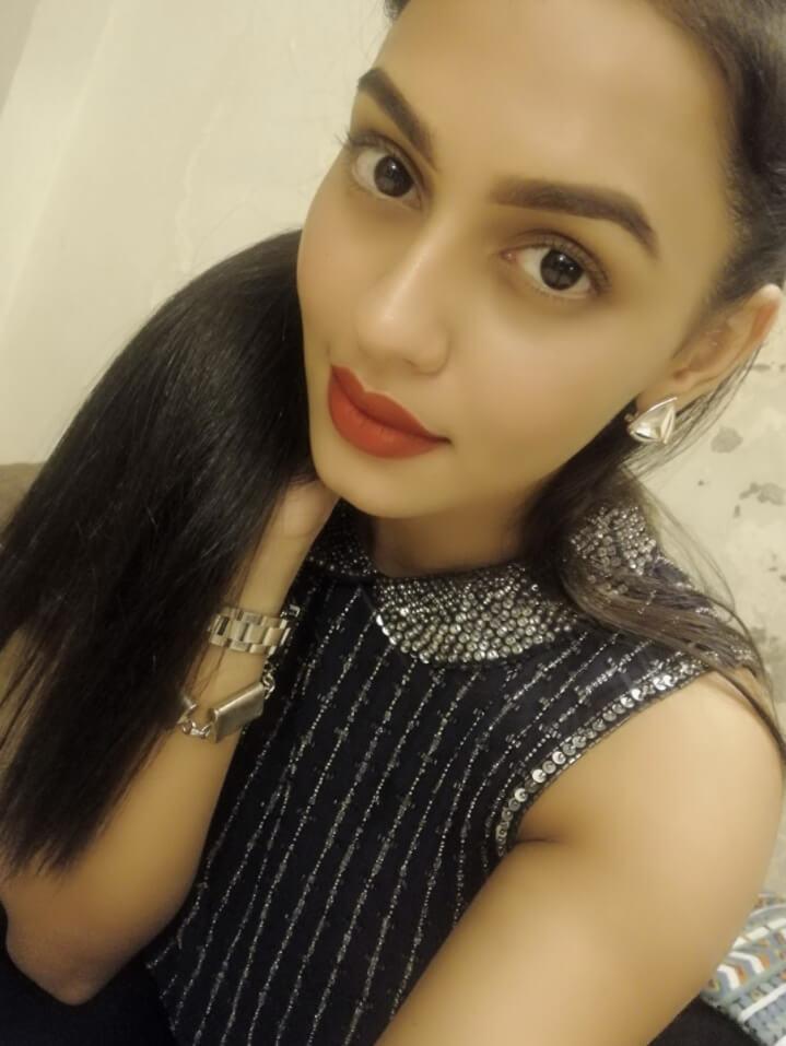 Nusrat Faria Mazhar selfie photo 1