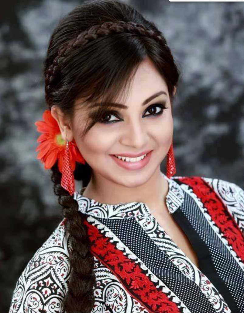 Sarika Sabrin Nice Pic