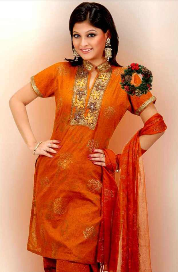 Sarika Sabrin Salwar kamiz Style Image