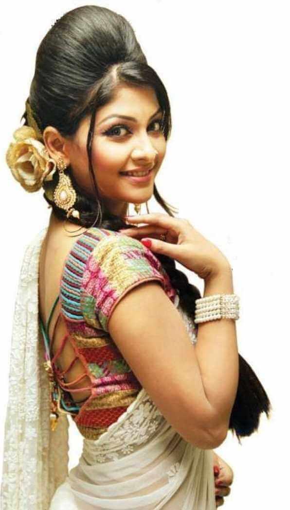Sarika Sabrin Saree Image 3