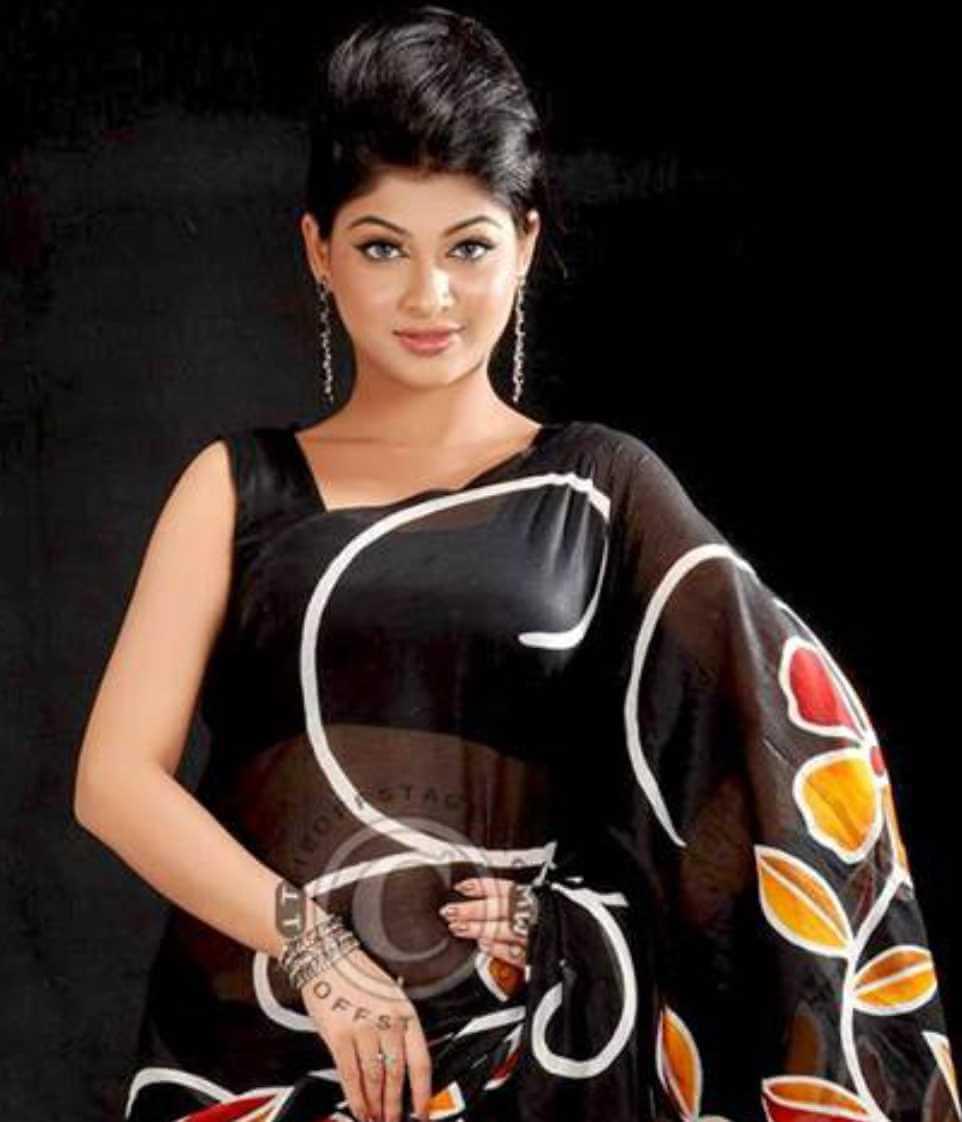 Sarika Sabrin Saree Image