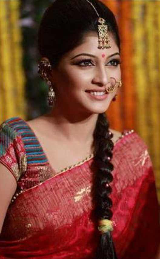 Sarika Sabrin Saree Photo 5