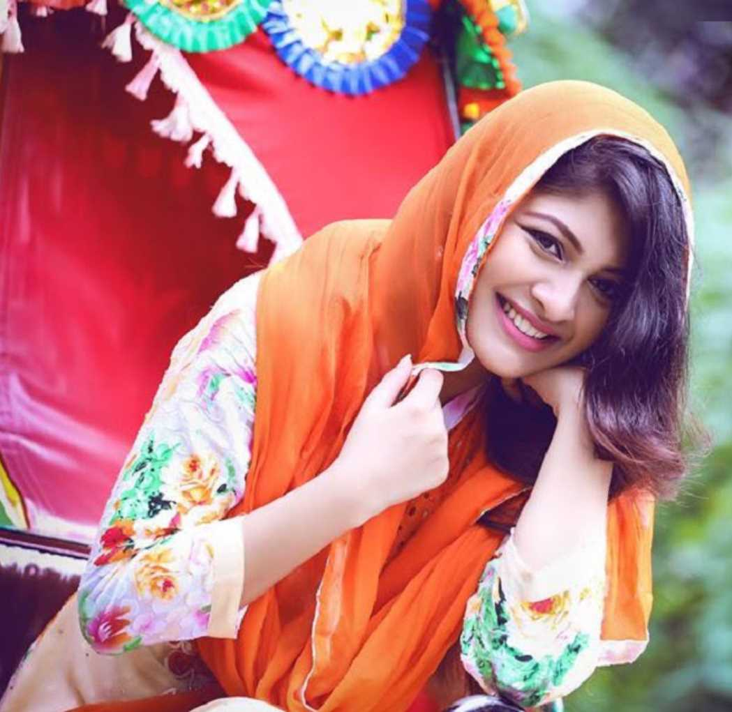 Sarika Sabrin Viral Pic
