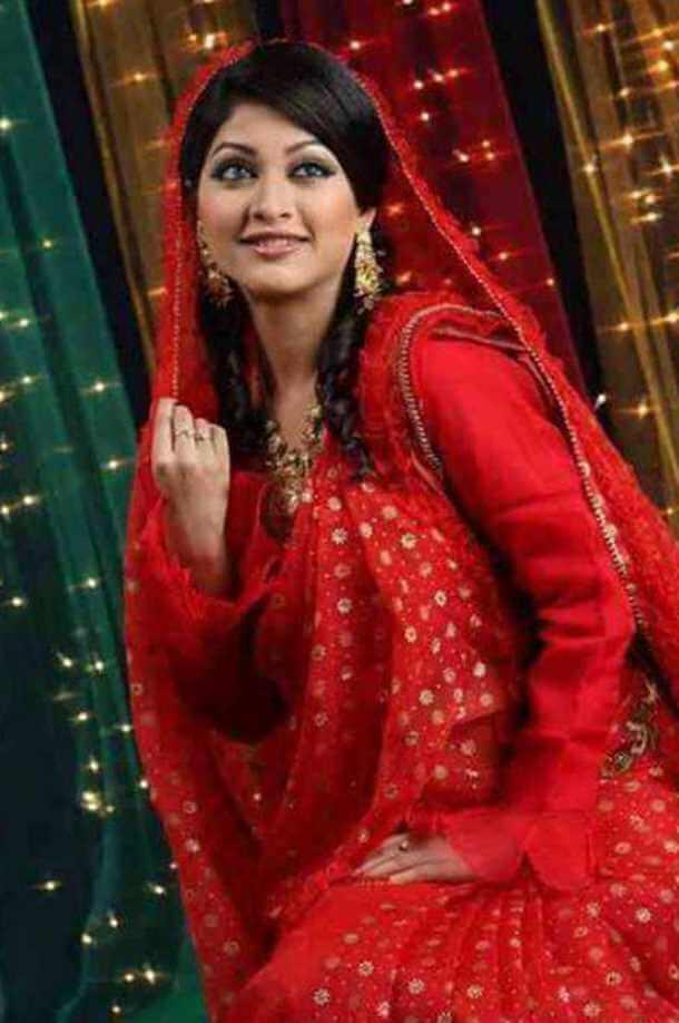 Sarika Sabrin Wedding Image