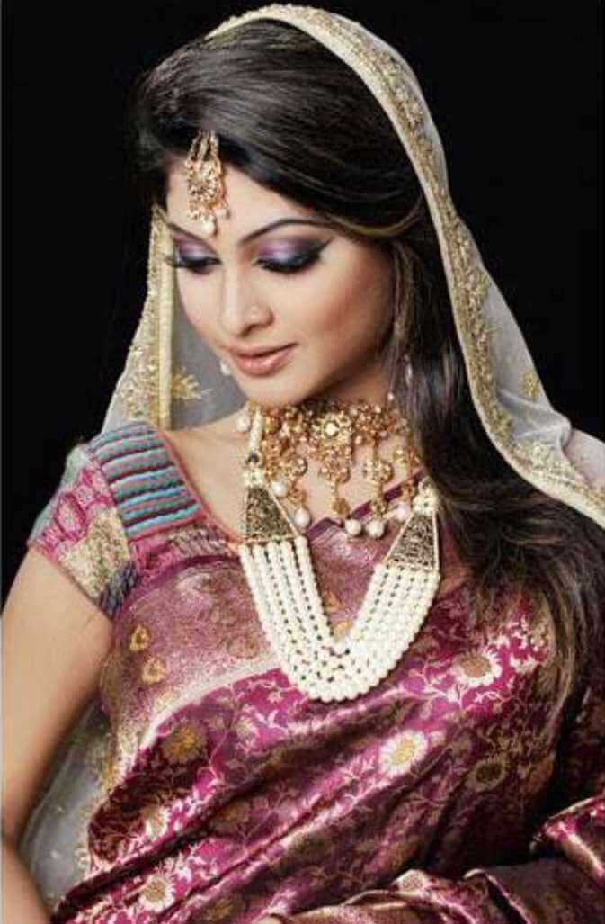 Sarika Sabrin Wedding Pic